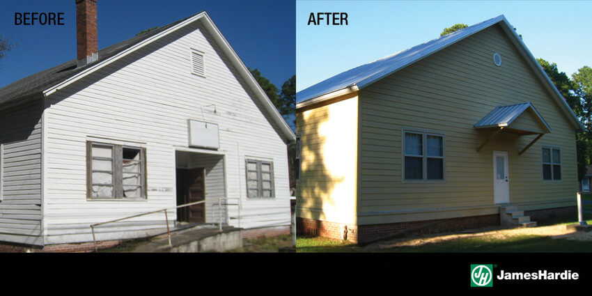 Before and After Full House Renovation
