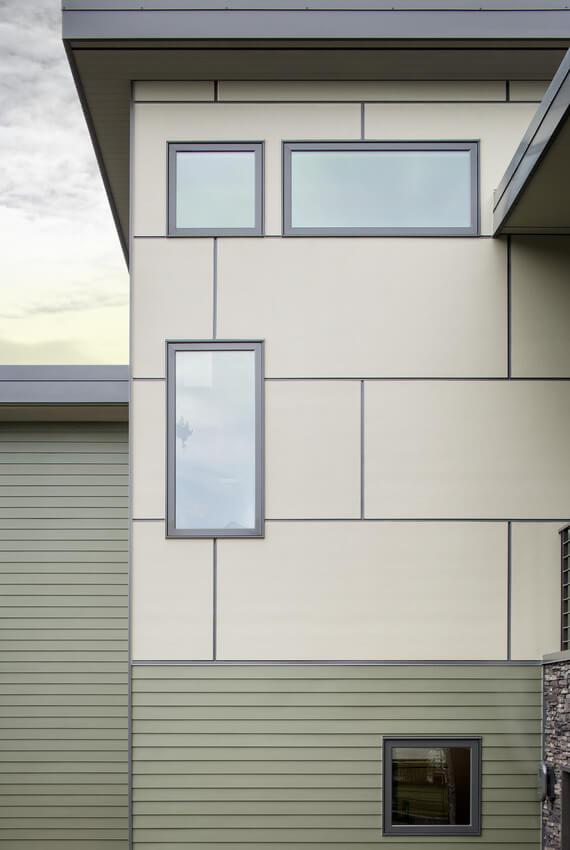 Siding and Windows Installation