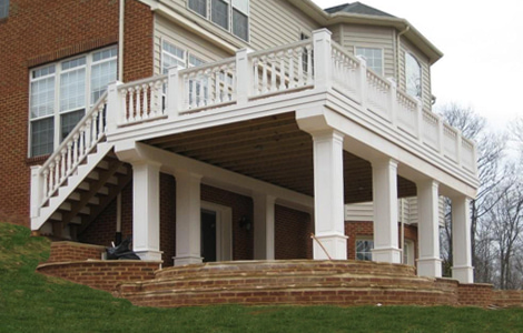 Porticos & Deck Railings