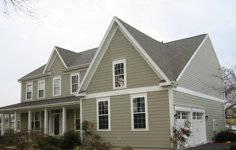 vinyl siding in viginia