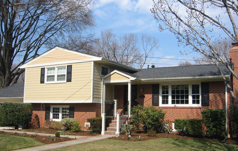 Siding Installation in Fairfax VA