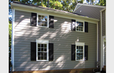 Vinyl Siding in Washington, DC