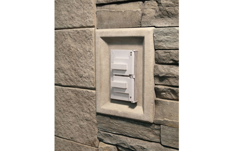 stone veneer replacement