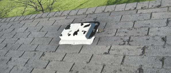 hail roof damage