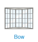 bow window style