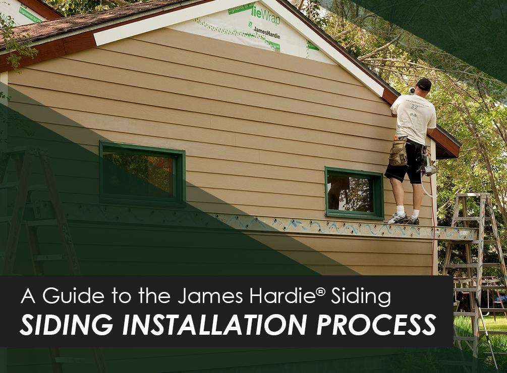 A Guide To The James Hardie 174 Siding Installation Process