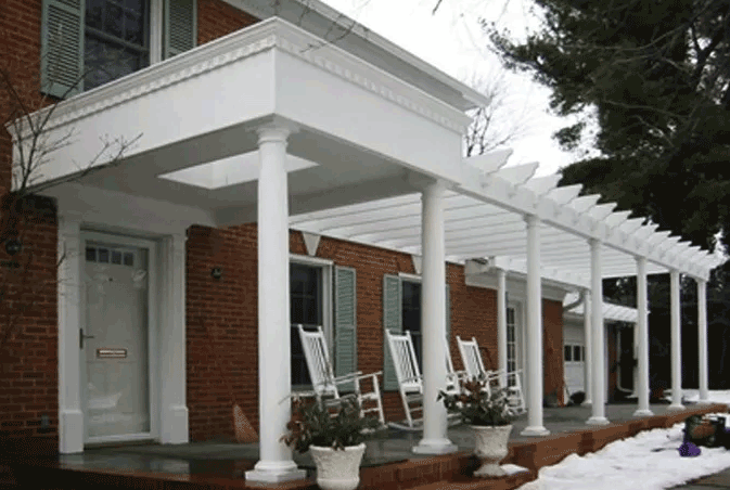 Colonial Remodeling james hardie siding | fairfax va | colonial remodeling