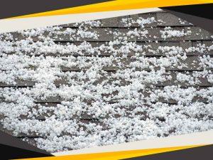 The Proper Way to Address Hail Damage
