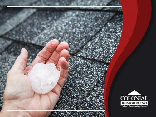 4 Warning Signs Your Roof Has Experienced Hail Damage