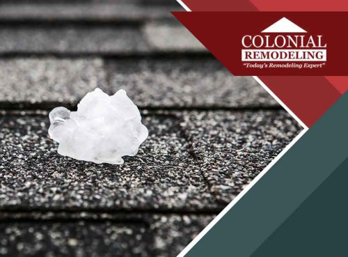 Roof Areas to Check for Hail Damage