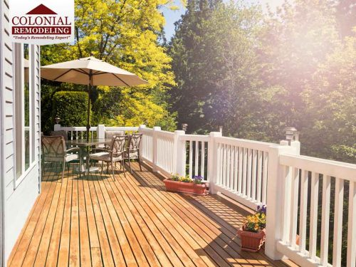 Should You Paint or Stain Your Porch?