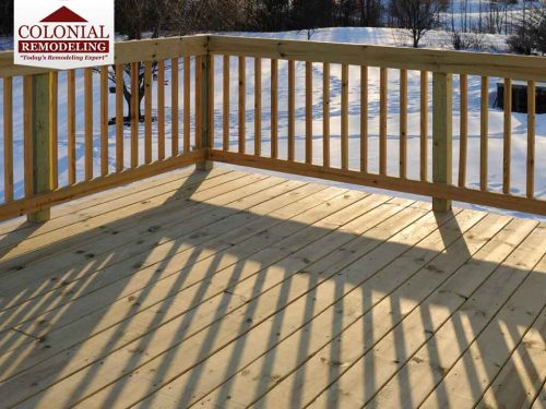 4 Ways to Protect Your Deck This Winter