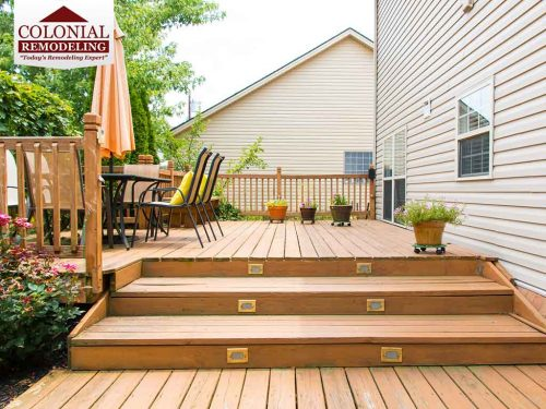 The Benefits of Building a Multi-Level Deck